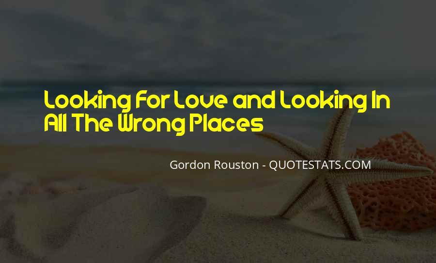 Gordon Rouston Quotes #1108774