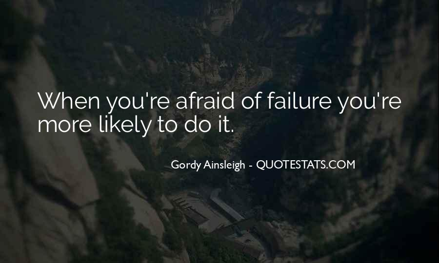 Gordy Ainsleigh Quotes #60563