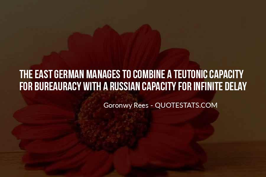 Goronwy Rees Quotes #770314