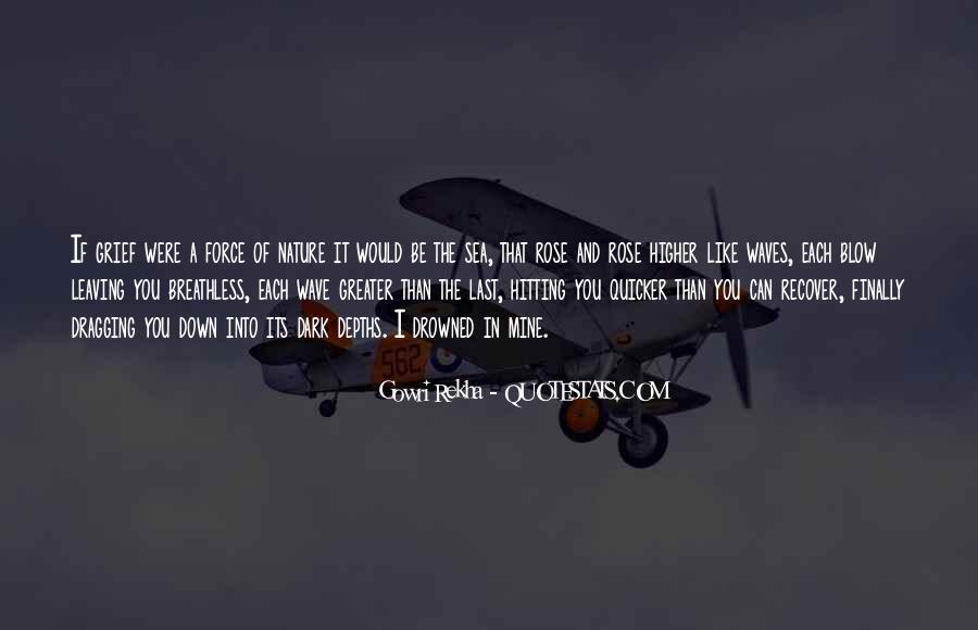 Gowri Rekha Quotes #1537817