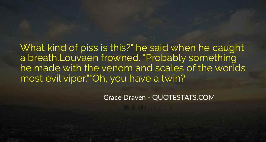 Grace Draven Quotes #1083539