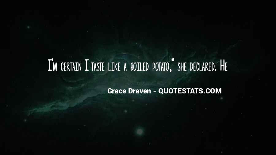 Grace Draven Quotes #1123478
