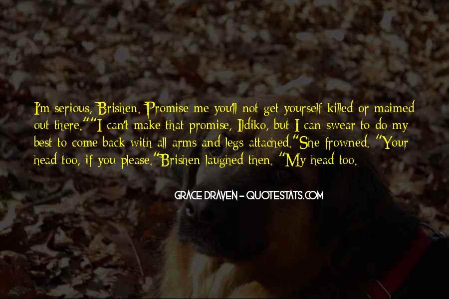 Grace Draven Quotes #1142587