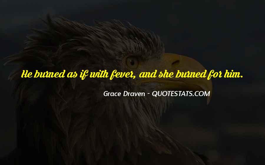 Grace Draven Quotes #1324929