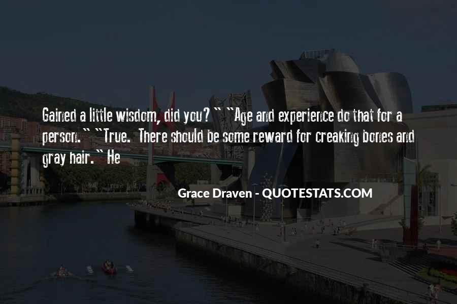 Grace Draven Quotes #1450938