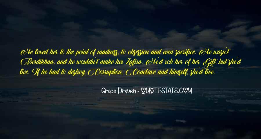 Grace Draven Quotes #1607719
