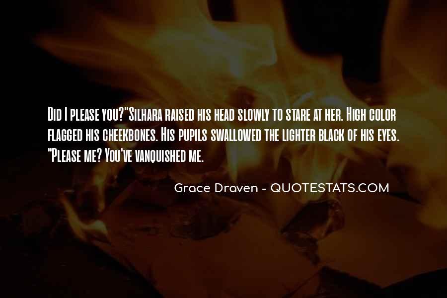 Grace Draven Quotes #1756738