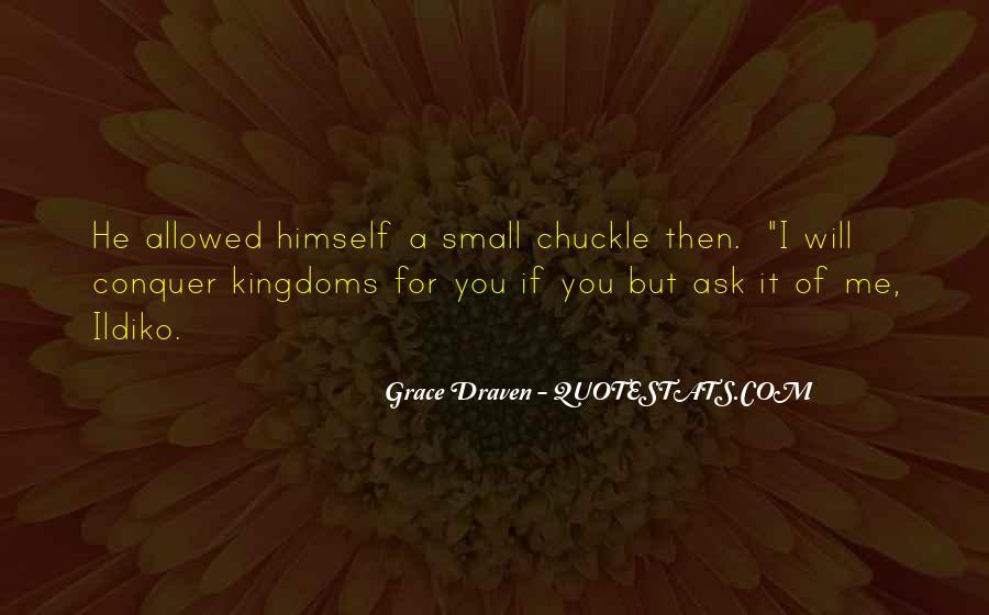 Grace Draven Quotes #1798323