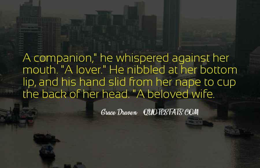 Grace Draven Quotes #1817813