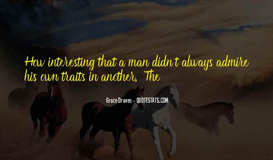 Grace Draven Quotes #1859327