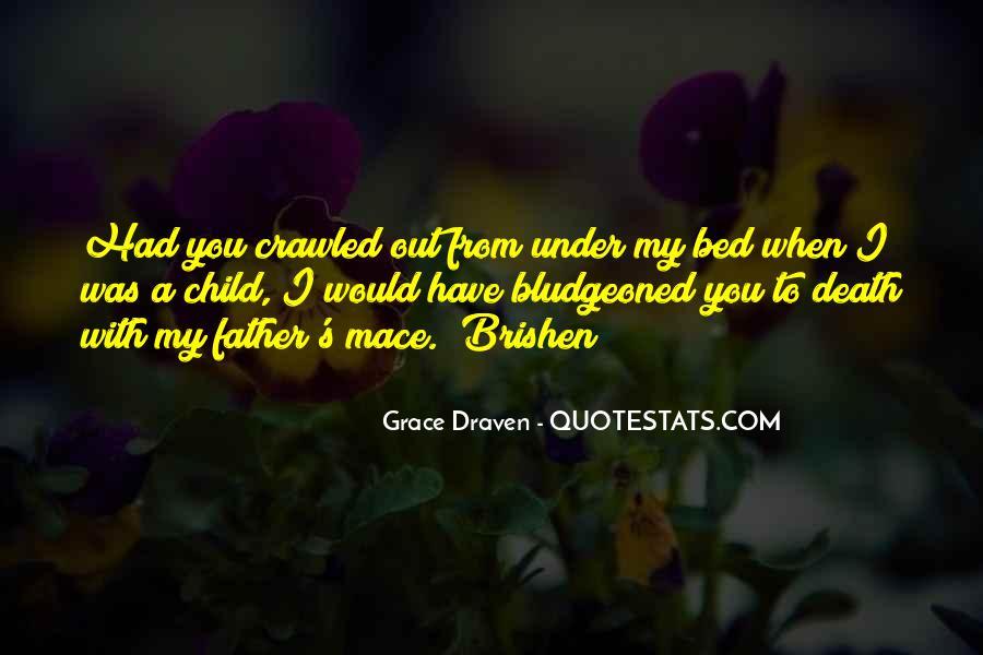 Grace Draven Quotes #29589