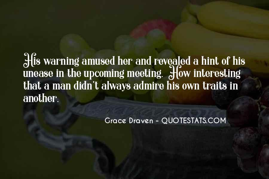 Grace Draven Quotes #484942