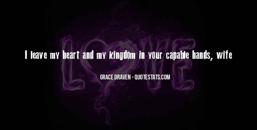 Grace Draven Quotes #507396