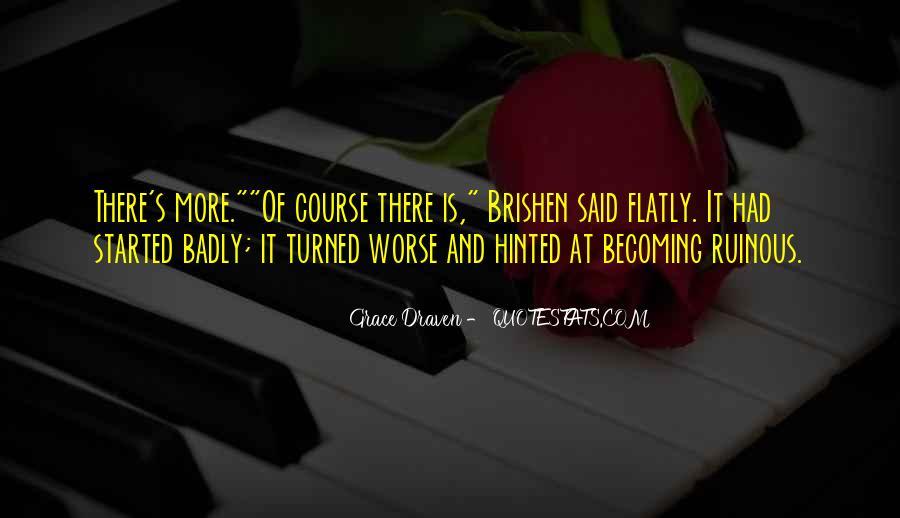Grace Draven Quotes #616405