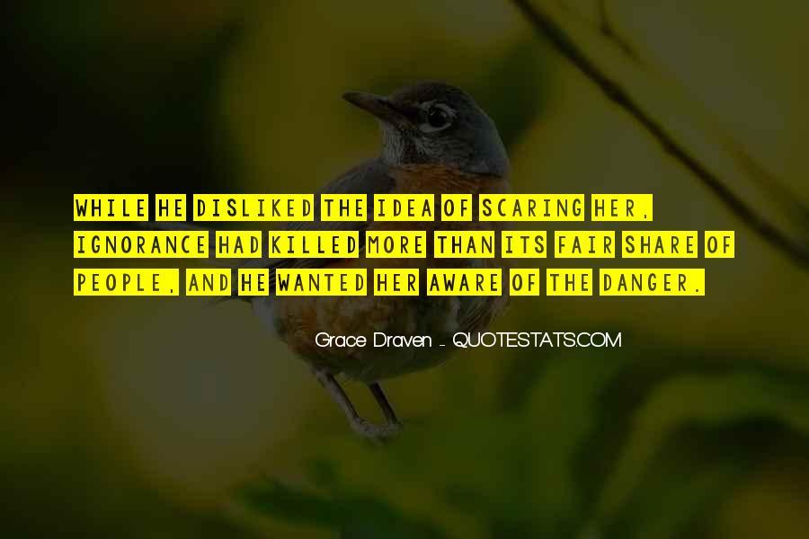 Grace Draven Quotes #835717