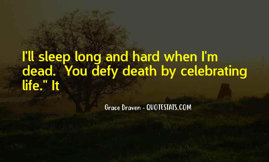 Grace Draven Quotes #912285