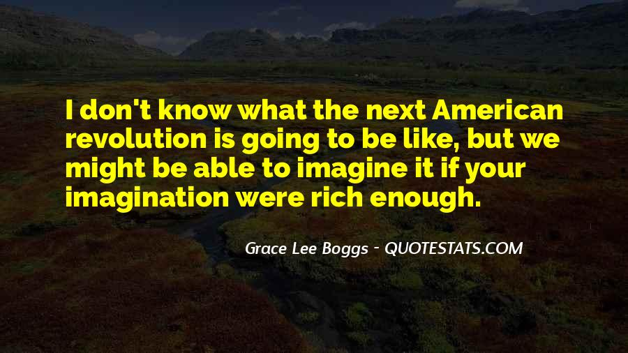 Grace Lee Boggs Quotes #1295316
