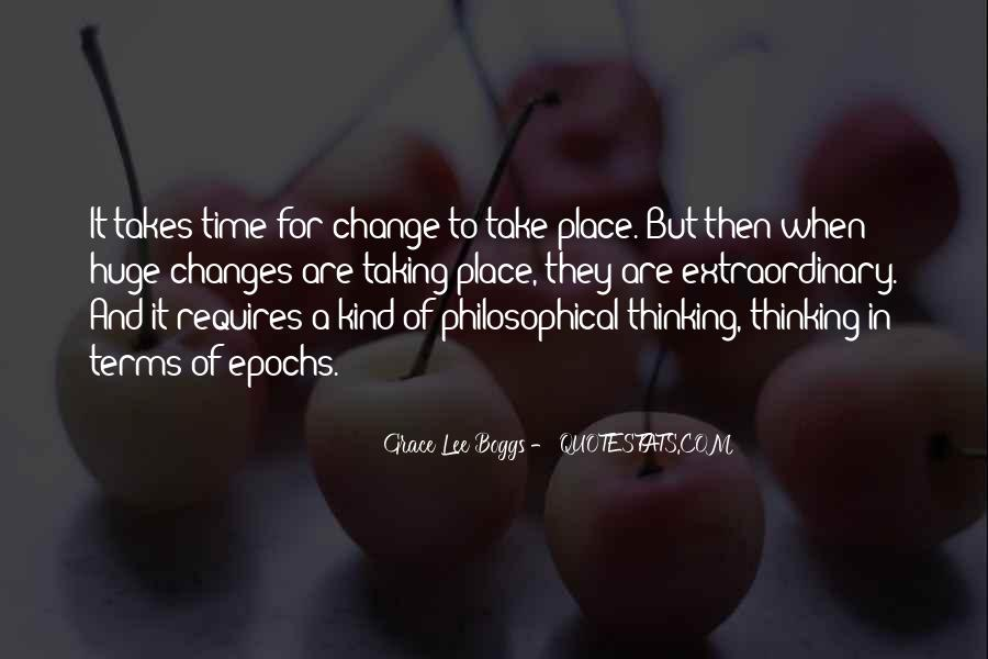 Grace Lee Boggs Quotes #1864553