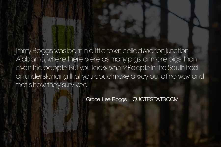 Grace Lee Boggs Quotes #655357