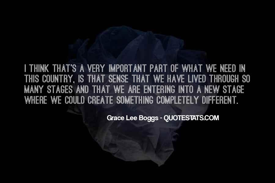 Grace Lee Boggs Quotes #688033