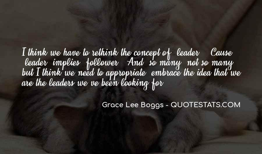 Grace Lee Boggs Quotes #739991
