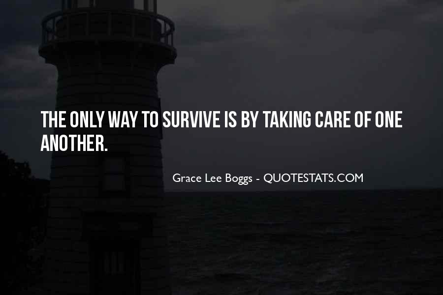 Grace Lee Boggs Quotes #796437