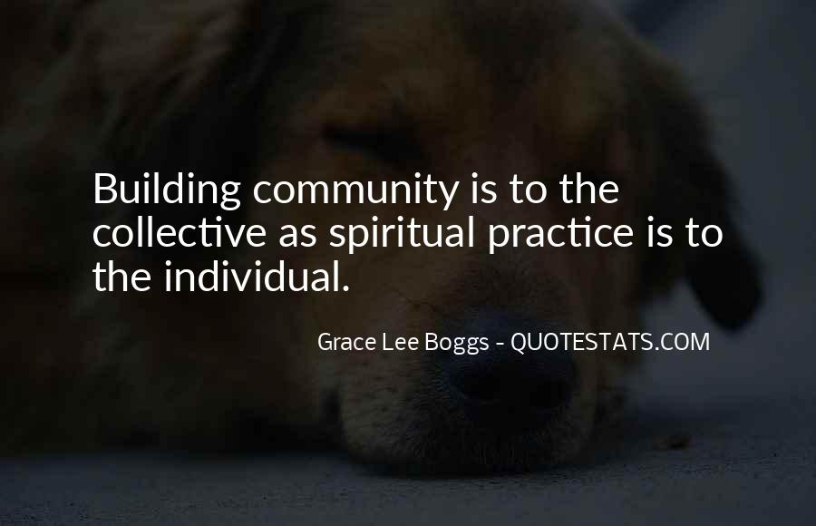 Grace Lee Boggs Quotes #832299