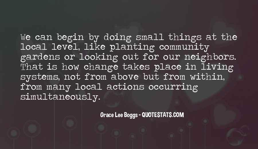Grace Lee Boggs Quotes #894275