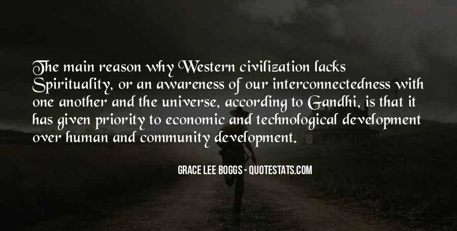 Grace Lee Boggs Quotes #922091