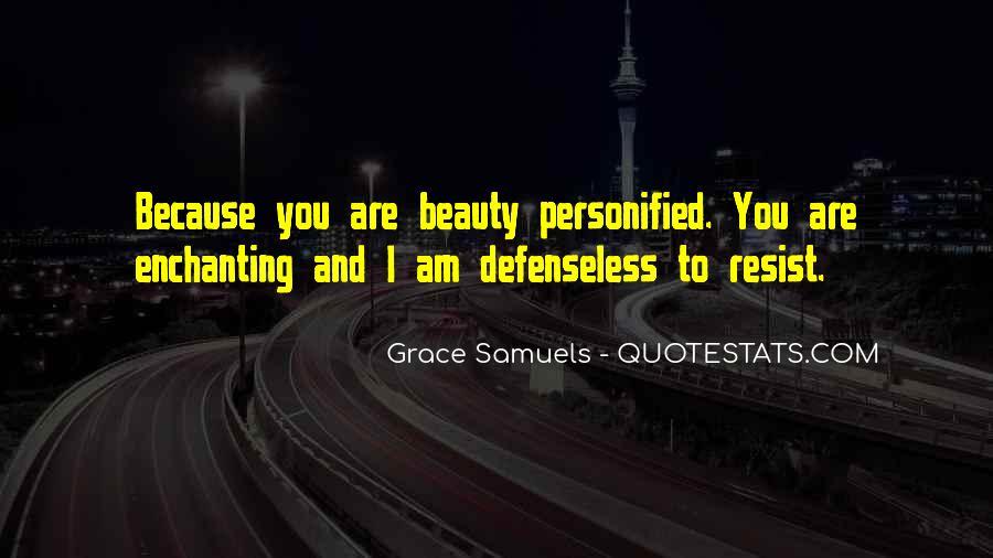 Grace Samuels Quotes #1157017