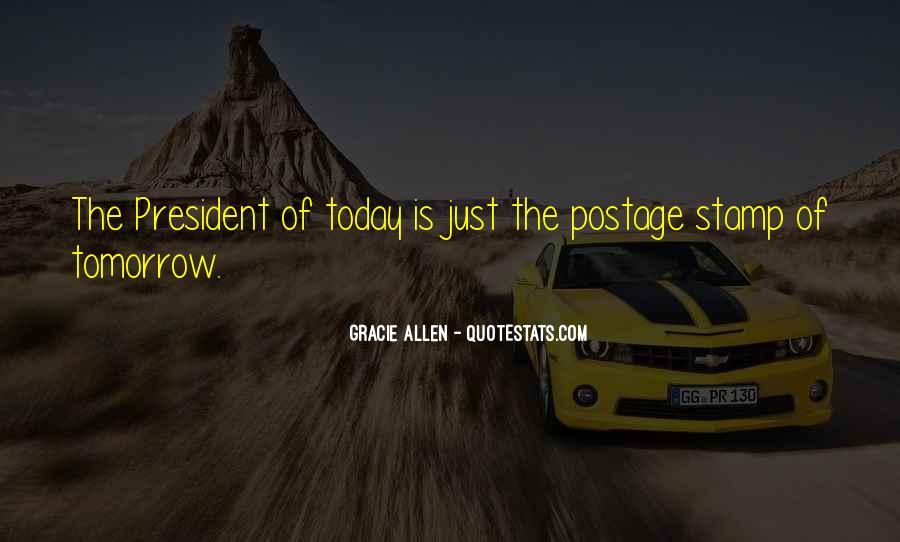 Gracie Allen Quotes #1129682