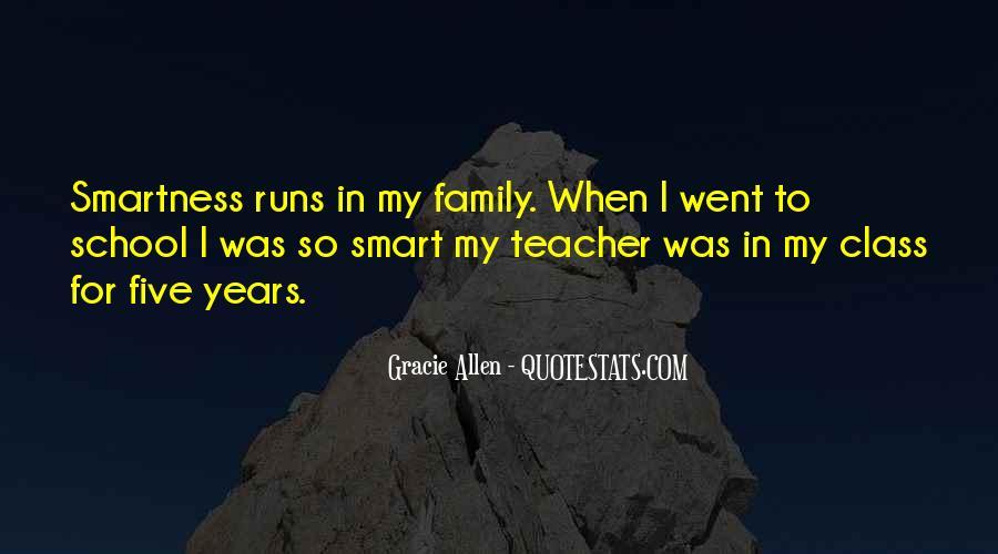 Gracie Allen Quotes #1280112