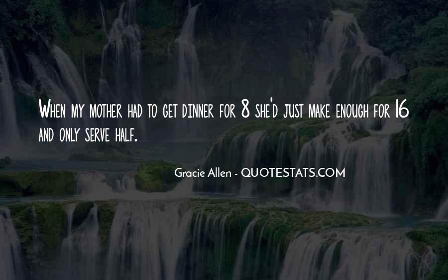 Gracie Allen Quotes #1301163