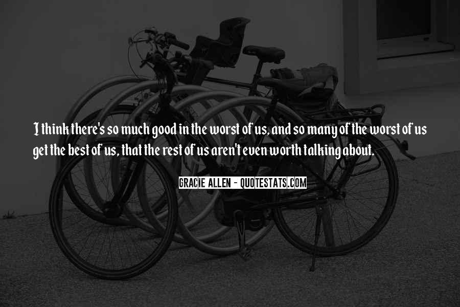 Gracie Allen Quotes #1525227