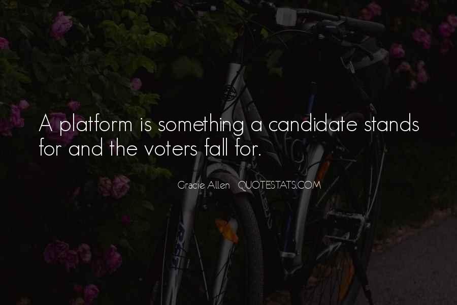 Gracie Allen Quotes #1599477