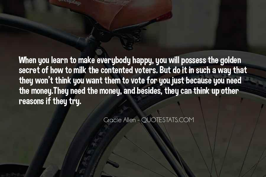 Gracie Allen Quotes #1612933