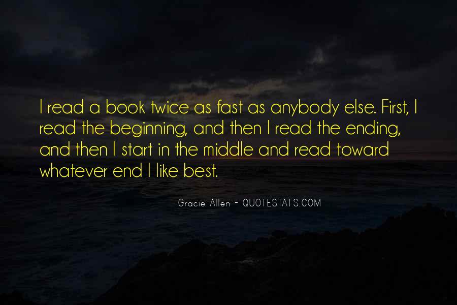 Gracie Allen Quotes #262544