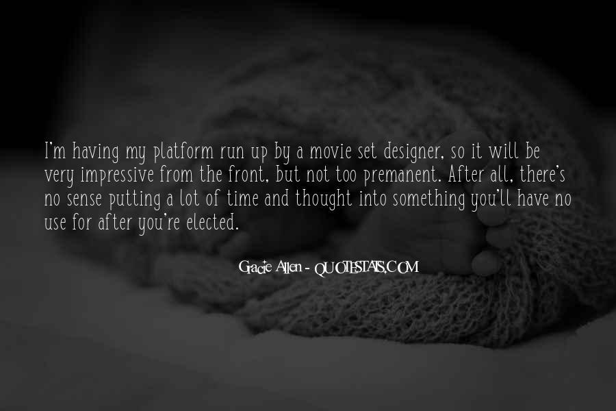 Gracie Allen Quotes #309531