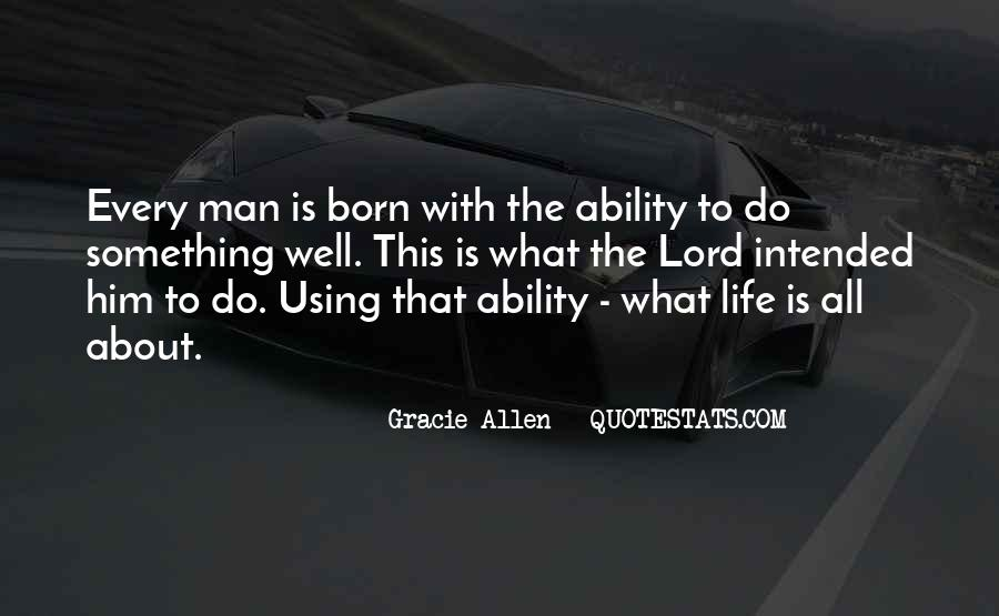 Gracie Allen Quotes #323031