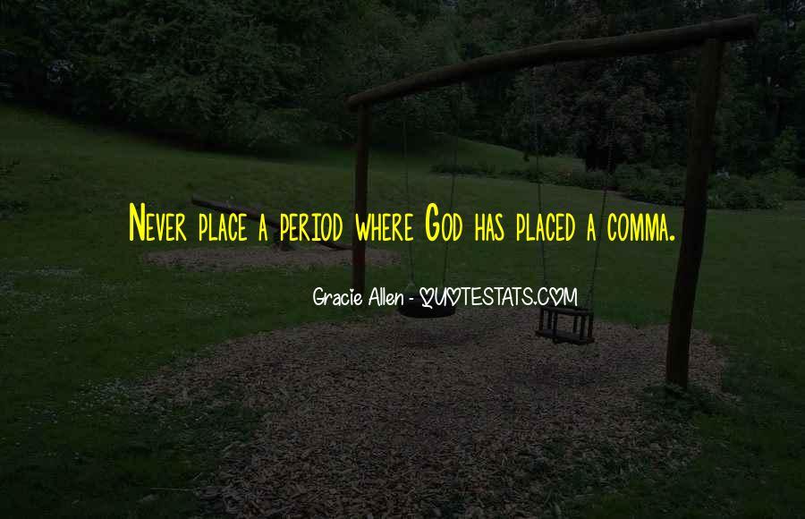 Gracie Allen Quotes #41894
