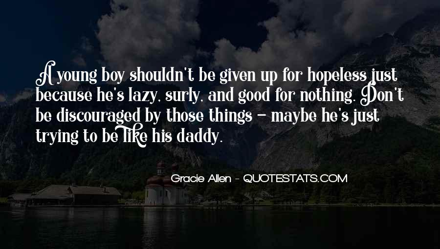 Gracie Allen Quotes #488583