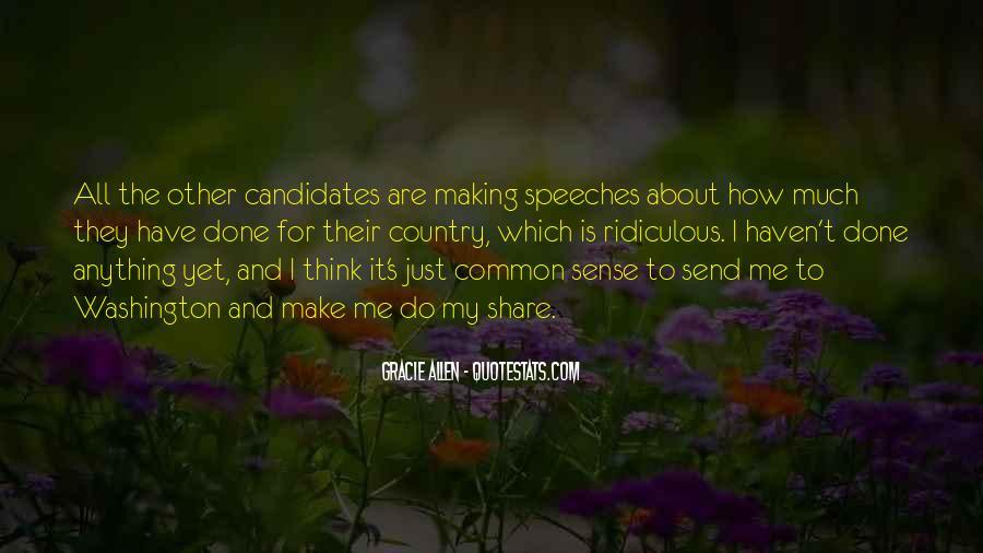 Gracie Allen Quotes #524178