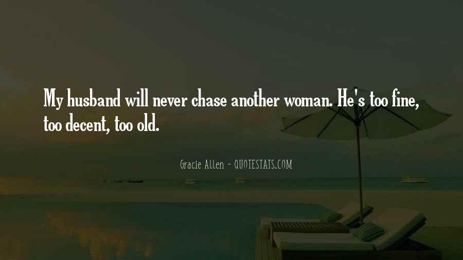 Gracie Allen Quotes #654027