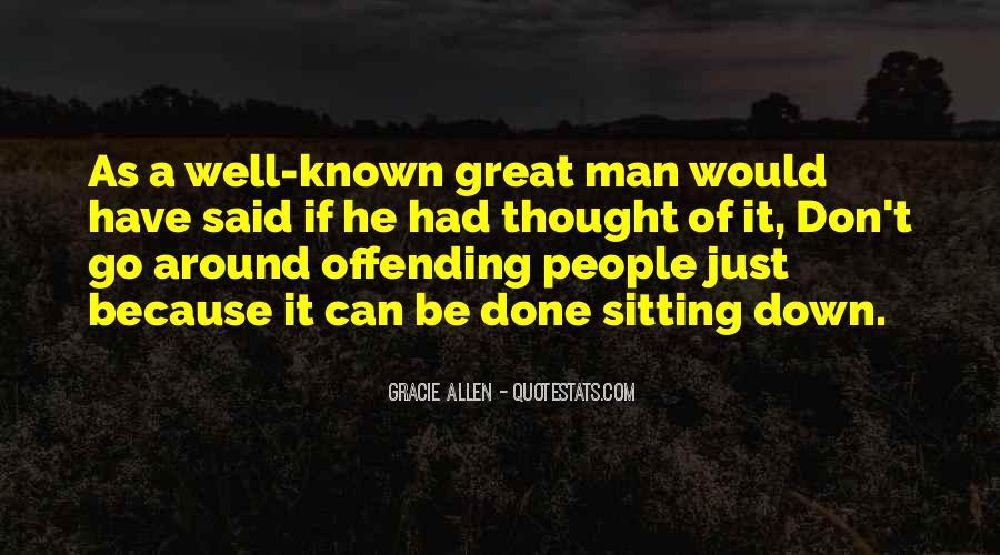 Gracie Allen Quotes #717342