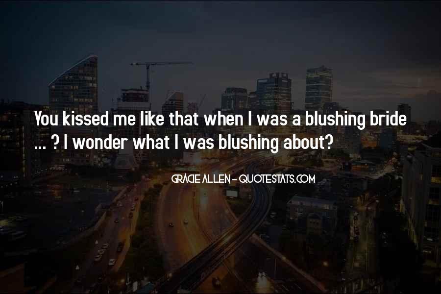 Gracie Allen Quotes #77991