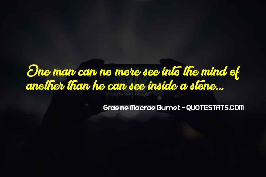 Graeme Macrae Burnet Quotes #258772