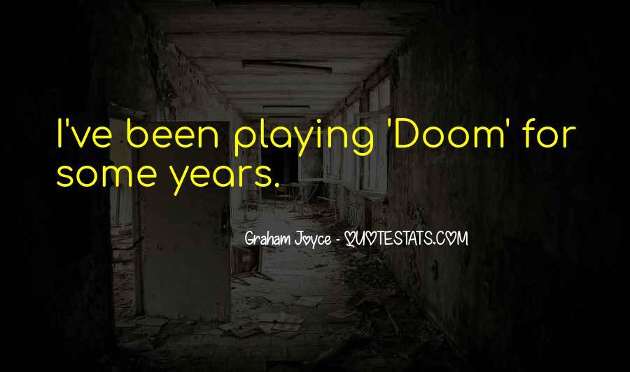 Graham Joyce Quotes #1047776