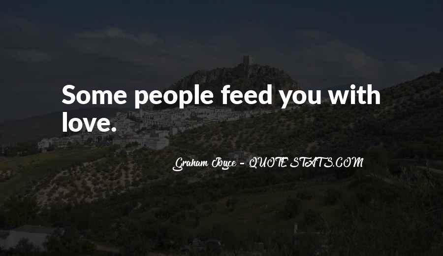 Graham Joyce Quotes #1052957