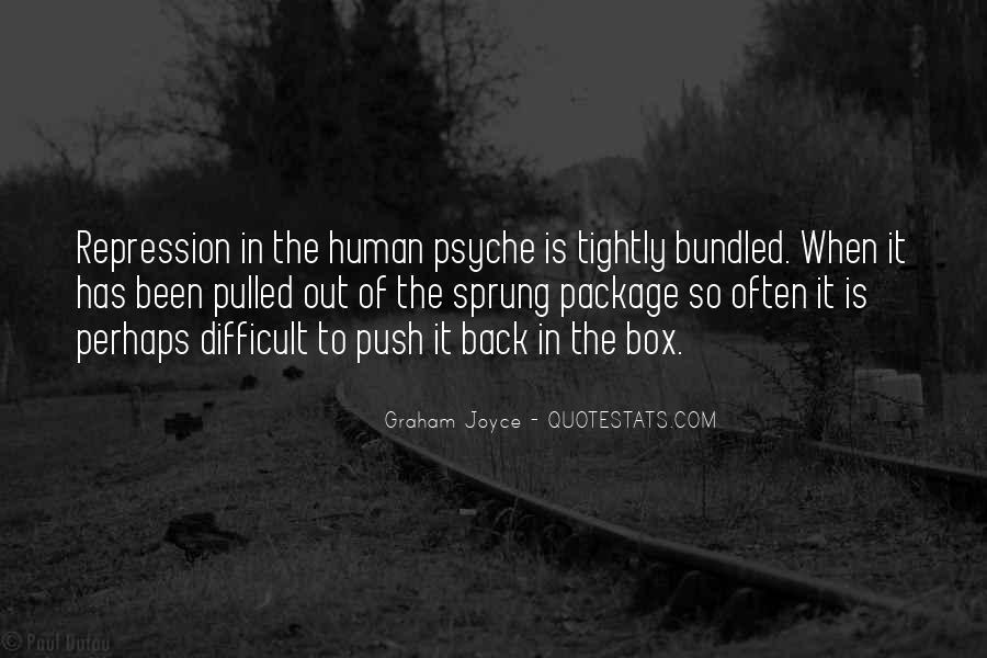 Graham Joyce Quotes #1159541