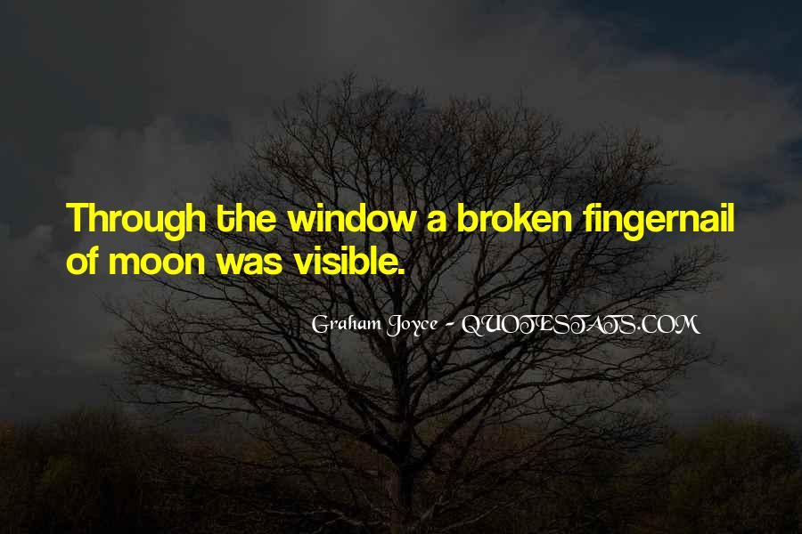 Graham Joyce Quotes #146062